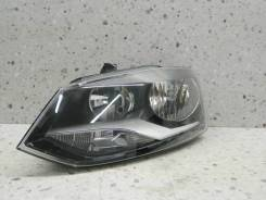 Фара левая Volkswagen Polo Sed RUS 2011> [6R1941007F]