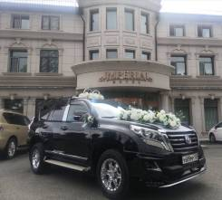 ДЖИП лэнд круйзер прадо Свадьба
