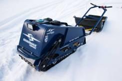Мотобуксировщик(мотособака) Sharmax SNOWBEAR SE380 1250 HP6,5 MAXIMUM, 2020