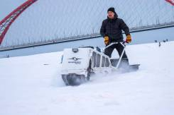 Мотобуксировщик(мотособака) Sharmax SNOWBEAR S500 1450 HP15 STANDARD, 2020