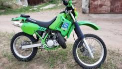 Kawasaki KDX 200, 1991