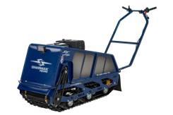 Мотобуксировщик(мотособака) Sharmax SNOWBEAR SE500 1250 HP18 MAXIMUM, 2020