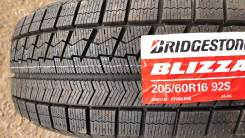 Bridgestone Blizzak VRX , Made in Japan 2020, 205/60R16