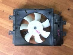 Диффузор радиатора Nissan March