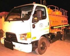 Топливозаправщик АТЗ-4980л на базе шасси Hyundai HD78, 2013