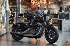 Harley-Davidson Sportster Forty-Eight XL1200X, 2020
