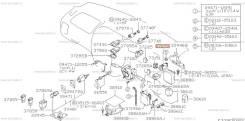 Кнопка включения туманок Suzuki Escudo TL52W 58.000км