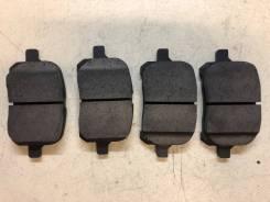 Колодки тормозные передние Toyota 04465-48060 комплект