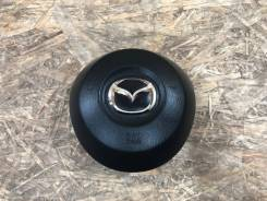 Подушка безопасности водителя Mazda 3 BM(BN) 2013-2017