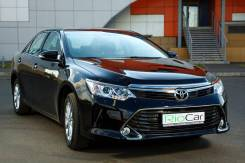 Аренда Toyota Camry без водителя в Красноярске.