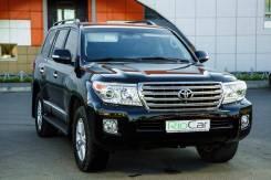 Аренда Toyota Land Cruiser без водителя в Красноярске.