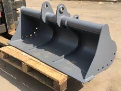 Планировочный ковш на экскаватор погрузчик New Holland B115B