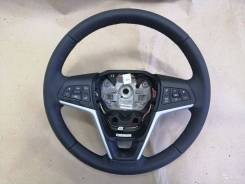 Рулевое колесо (Руль ) УАЗ Патриот кожаный с мультимедиа