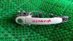 Ручка двери внешняя Skoda Octavia 2006