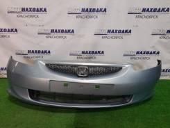 Бампер Honda Fit 2001-2007 [71101SAA900ZB] GD1 L13A, передний