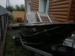 Продам лодку ока4 с мотором ямаха60