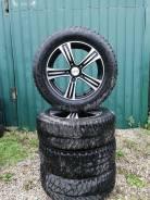 Продам зимние колёса, шипованные, на литье.