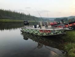 Продам лодку Fishline 500 jet с телегой