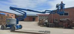 Подъёмник коленчатый 18 метров, Аренда, Приморский край