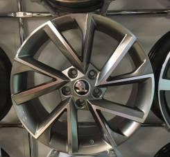 Новые диски R18 5/112 Skoda