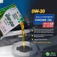 Моторное масло JDA Япония