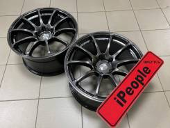 NEW! Комплект дисков Advan Racing RS R18 9j Et+30 5*114.3 (ip-0591)