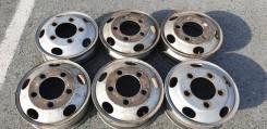 Японские стальные грузовые диски R16 б/у topy