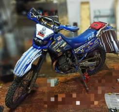Yamaha TT-R, 2000