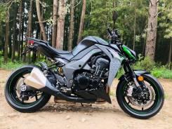 Kawasaki Ninja 1000, 2018