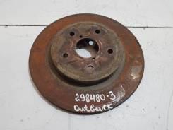 Диск тормозной задний [26700AL010] для Subaru Outback IV, Subaru Outback V [арт. 298480-3]
