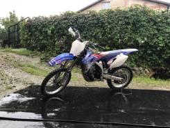 Yamaha YZ 450F, 2009