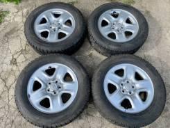 Зимние колёса R17 Rav 4