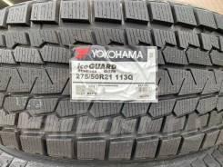 Yokohama Ice Guard G075, 275/50R21 113Q Made in Japan!
