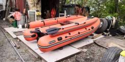 Продам лодку Абакан 3.8JET