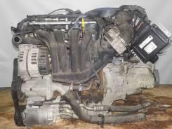 Двигатель MINI Cooper BMW W10B16 с МКПП на Mini Hatch