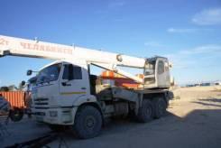 Автокран Челябинец КС 55733, В г. Нефтеюганске год, 2013