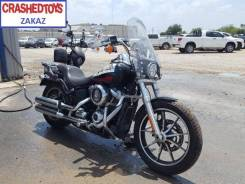 Harley-Davidson Low Rider Custom FXLR, 2018