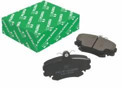 Колодки тормозные дисковые без ABS |перед, прав, лев | Pilenga FDP2885