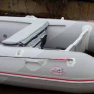 Продам лодку с мотором новая