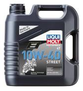 Масло моторное Liqui MOLY Street API SN 4T 10W-40 4л 7512