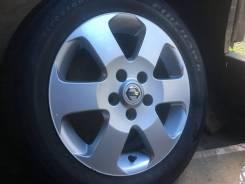 Продам комплект отличных литых дисков из Японии R16 5/114.3 Nissan