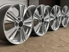Стильные диски на 16 ориг параметры Creta Hyundai