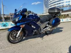 Yamaha FJR 1300, 2008