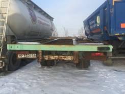 Продам птс полуприцеп МАЗ 938662 бортовой 1999гв