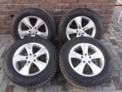 Продаю комплект зимних колёс шевроле каптива 235/65 R17