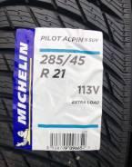Michelin Pilot Alpin 5 SUV, 285/45 R21