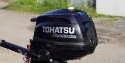 Лодочный мотор Tohatsu 3.5 лс 4 такта Япония не Китай! за 33