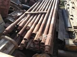 Штанги буровые муфтовые к буровой УБПТ-5 250 погонных метров