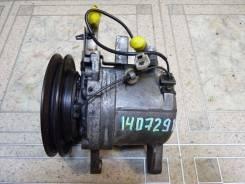 Компрессор кондиционера Daihatsu Mira L250 / L260 EF-SE б/у оригинал [88310-B2090]