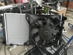 Радиатор лада Гранта в сборе (моноблок=